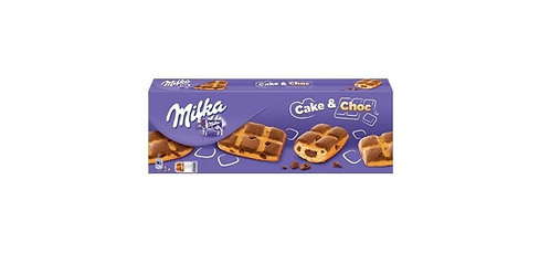 Milka - Cake & Choc