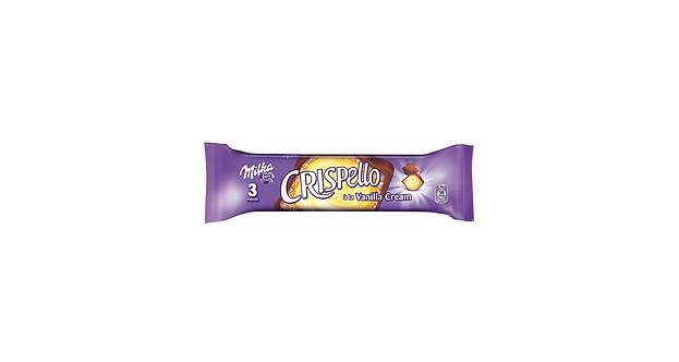 Milka - Crispello Vanilla