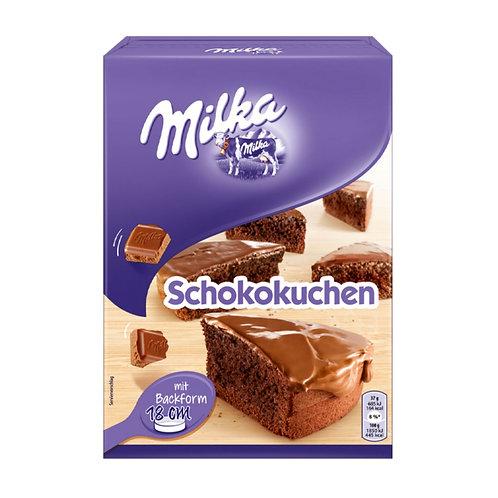 Milka - Schokokuchen