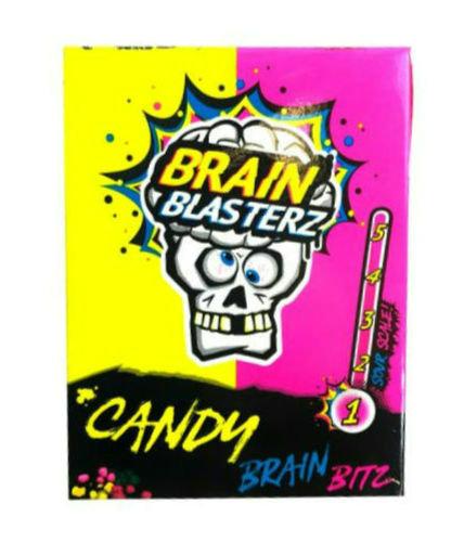Brain Blasterz - Lemon & Raspberry