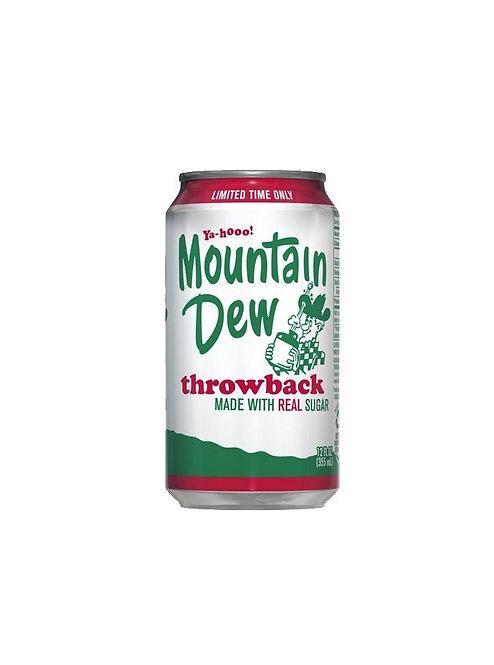 Mountain Dew - Throwback