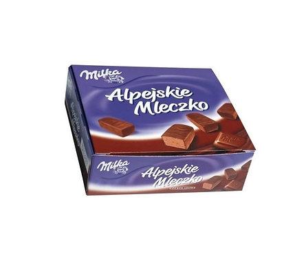 Milka - Alpine Milk Chocolate