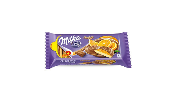 Milka - Choco Jaffa Orange