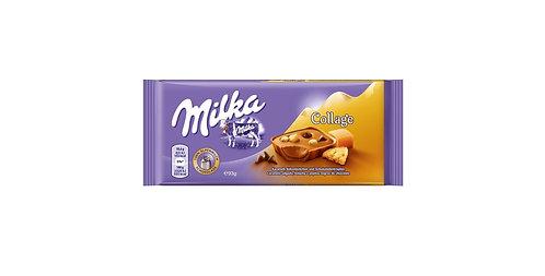 Milka - Collage Caramel & Keks