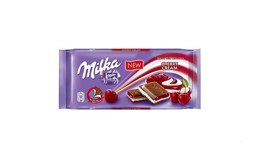 Milka - Cherry Cream