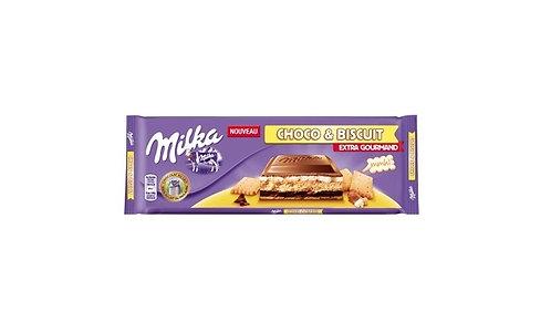 Milka - Choco & Biscuit