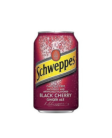 Schweppes - Black Cherry