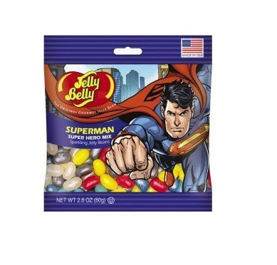 Jelly Belly -Superman