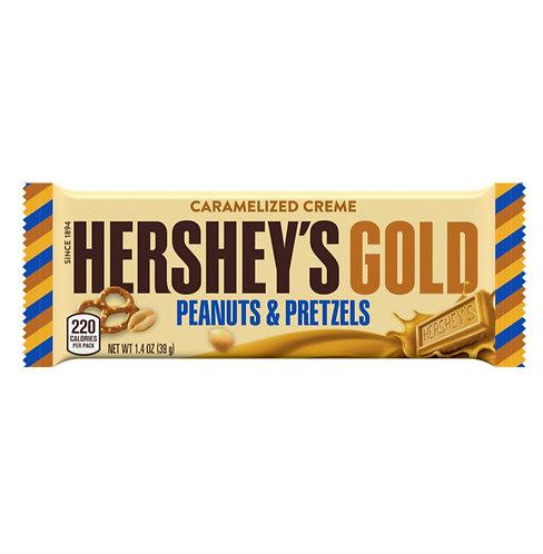 Hershey's - Peanuts & Pretzels