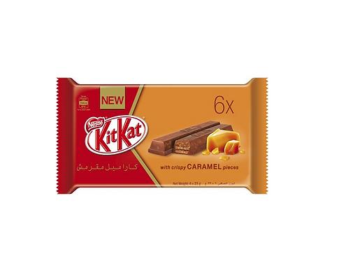 KitKat - Caramel x6