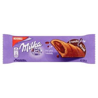 Milka - Crunchy Break Choco (батончик)
