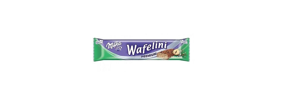 Milka - Wafelini Hazelnut