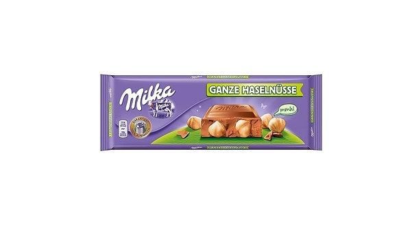Milka - Ganse Haselnusse