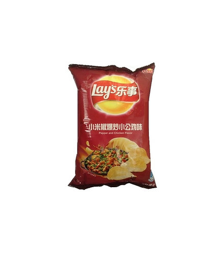 Lay's - Pepper and Chicken