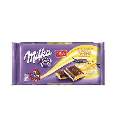 Milka - Vanilla Cream