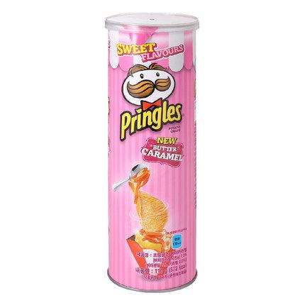 Pringles - Butter Caramel