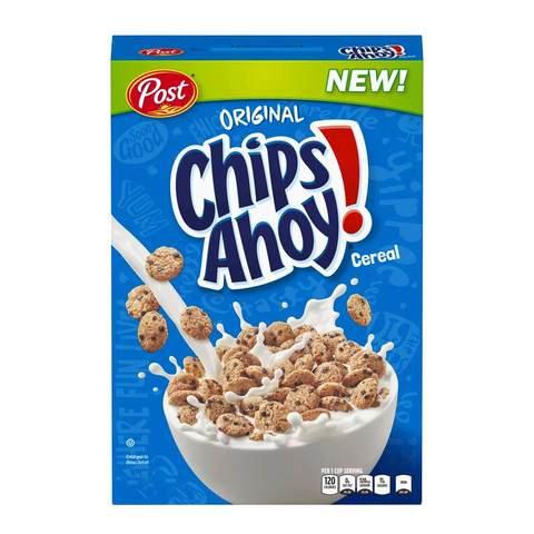 Chips Ahoy - Original Cereal