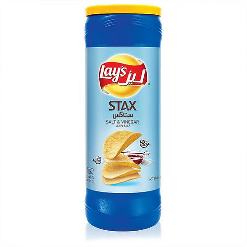 Lay's STAX - Salt&Vinegar
