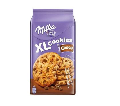 Milka - XL Cookies Choco