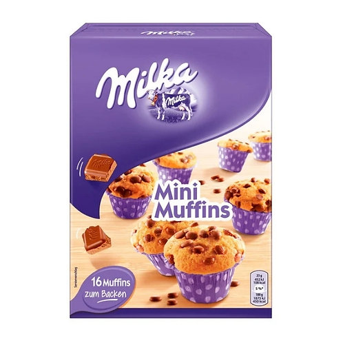 Milka - Mini Muffins