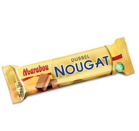 Marabou - Dubbel Nougat