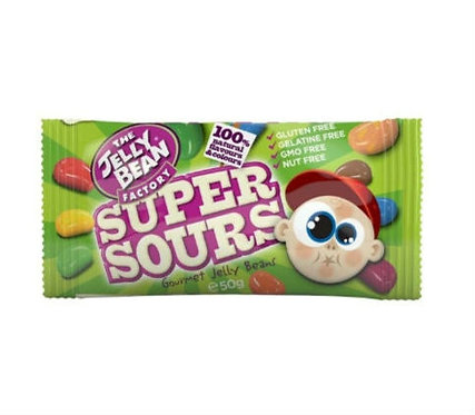 Jelly Bean Factory - Super Sours
