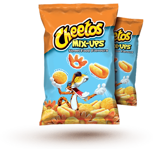 Cheetos - Mix-ups