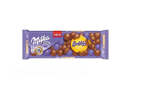 Milka - Bubbly Caramel