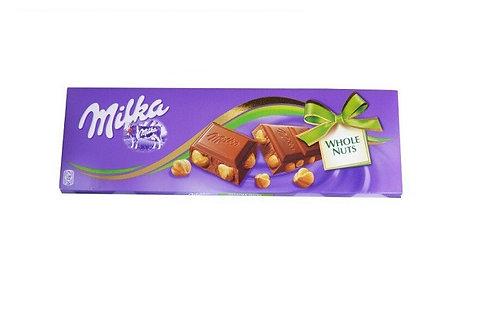 Milka - Whole Nuts