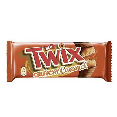 Twix - Crunchy Caramel