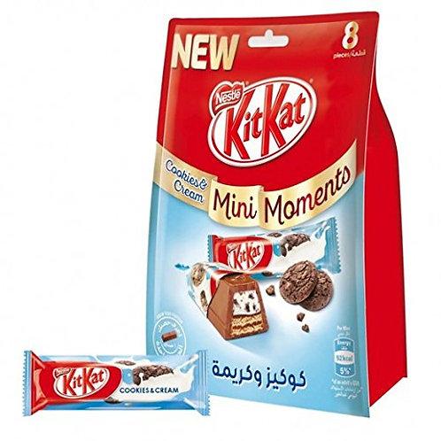 KitKat - Mini Moments Cookie&Cream