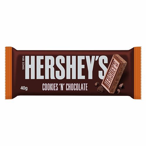 Hershey's - Cookies'n'Chocolate