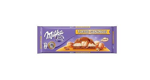 Milka - Toffee Ganznussa