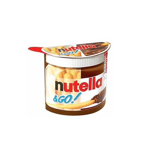 Nutella - Nutella&Go
