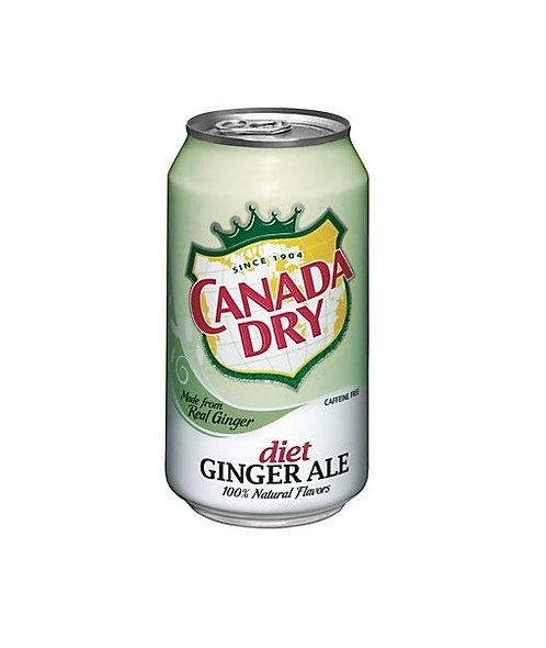 Canada Dry - Diet Ginger Ale