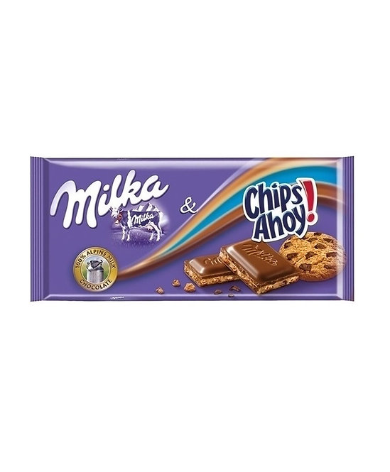 Milka - Chips Ahoy
