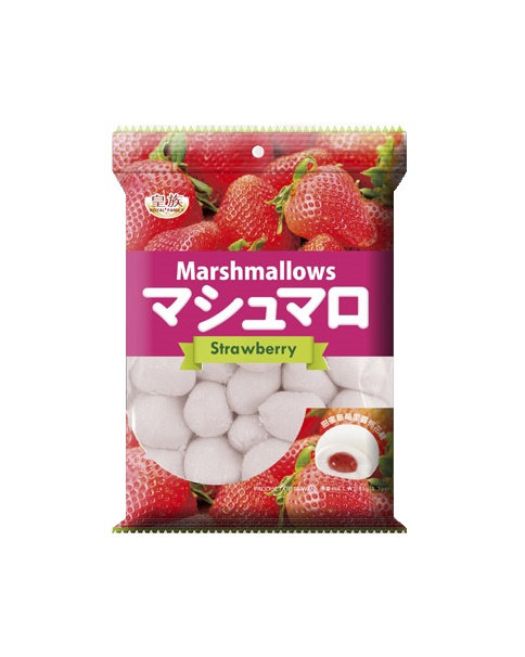 Marshmallow - Strawberry
