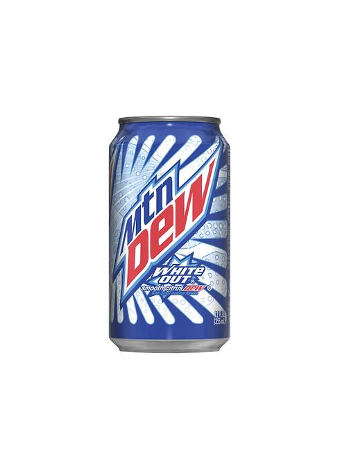 Mountain Dew - White Out