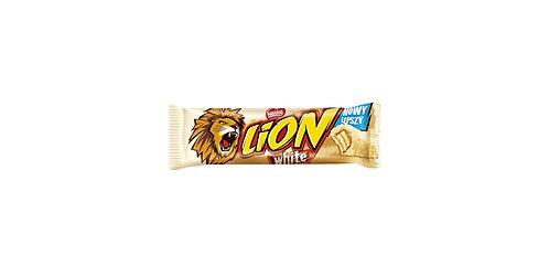 Lion - White