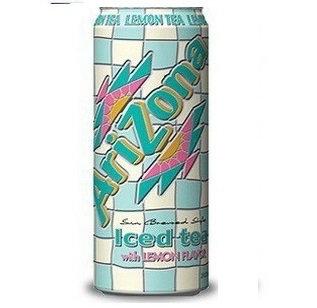Arizona - Ice Tea with lemon flavor