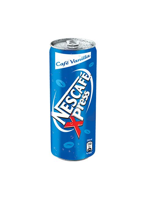 Nescafe – Café Vanilla