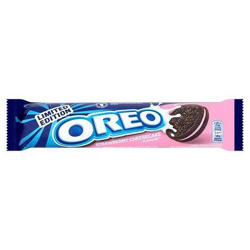 Oreo -Strawberry Cheesecake