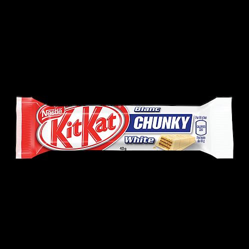 KitKat - White Chunky
