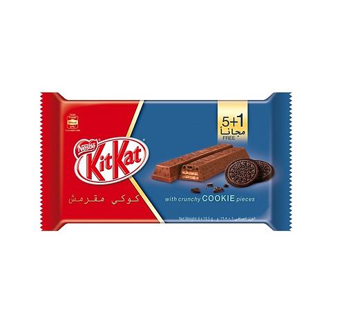KitKat - Cookies x6