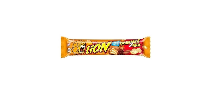 Lion - Peanut 60 гр