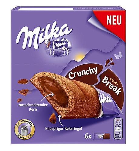 Milka - Crunchy Break Choco