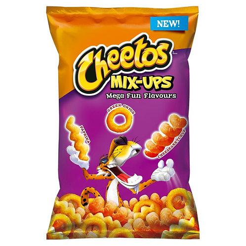 Cheetos - Mix-ups Ketchup