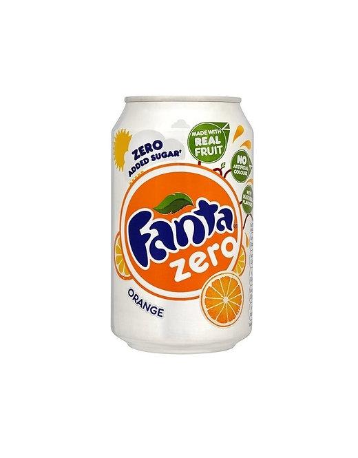 Fanta - Orange Zero