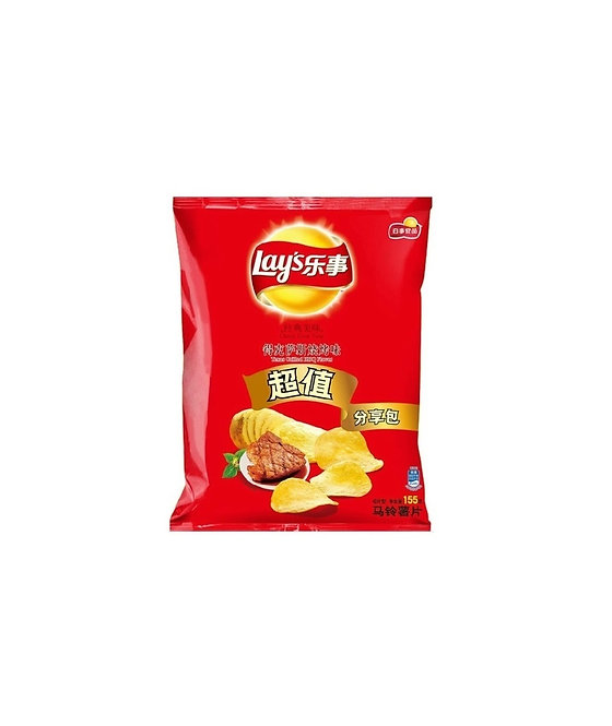 Lay's - Texas Grilled BBQ