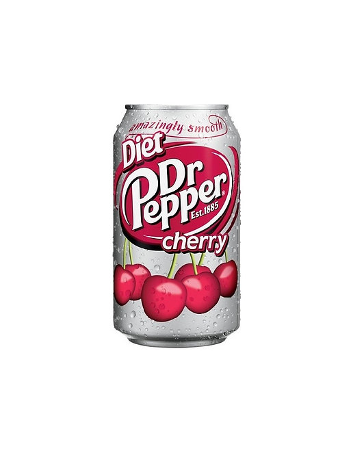 Dr Pepper - Cherry Diet